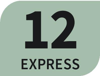 Ligne 12 express