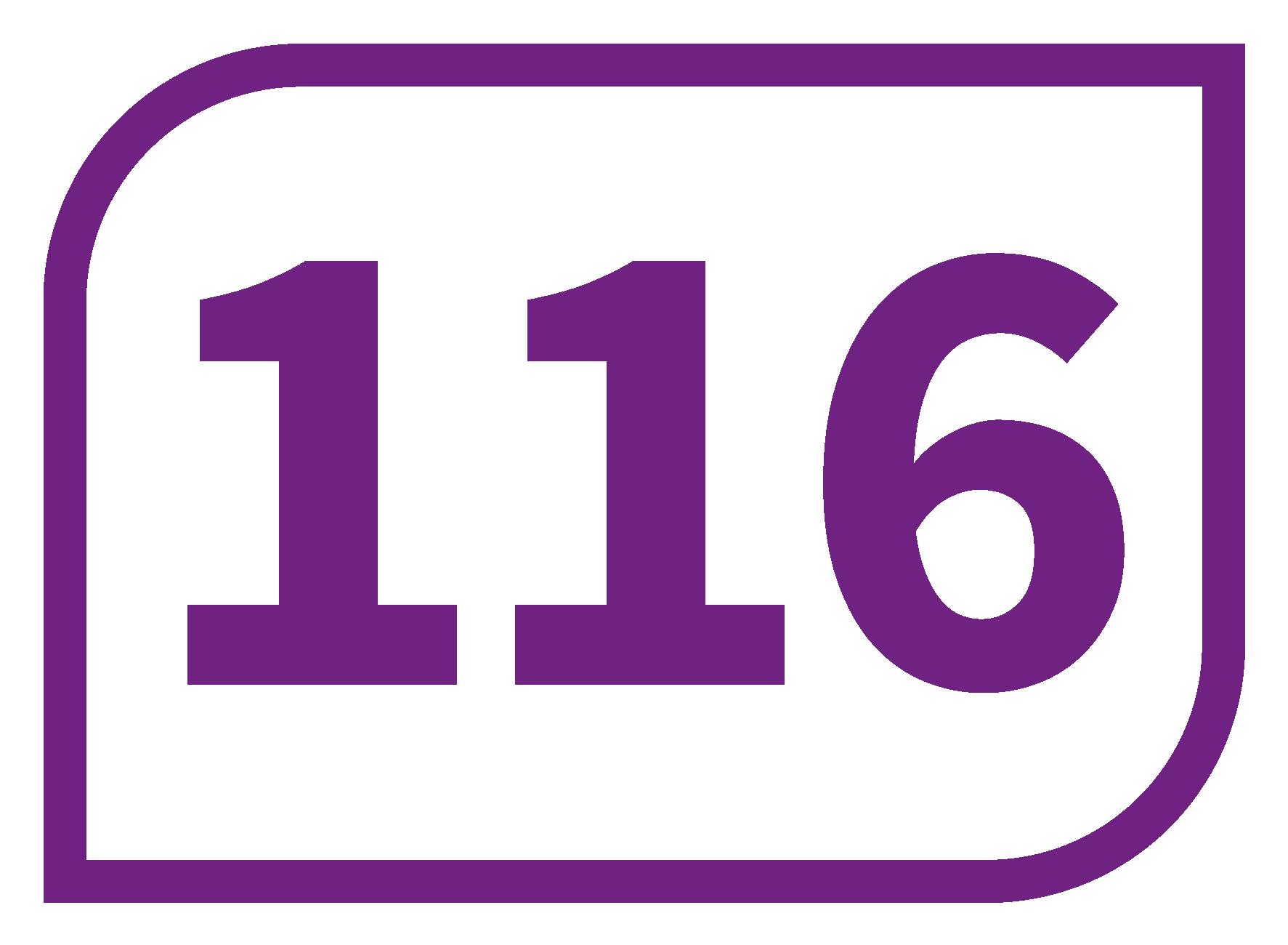Ligne 116